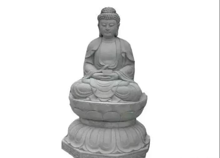 曲陽石雕廠家|石雕佛像的起源和作用
