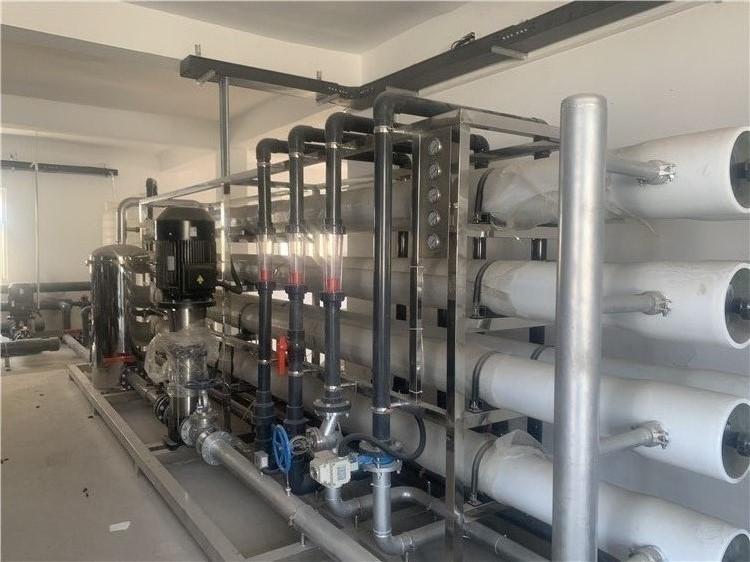 西安净水设备施工