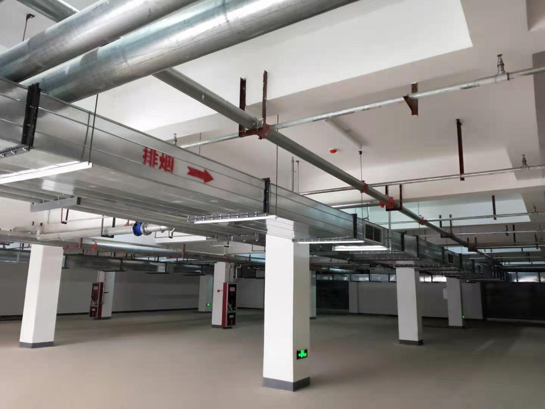 快来了解陕西排烟风机在工业中的重要作用吧