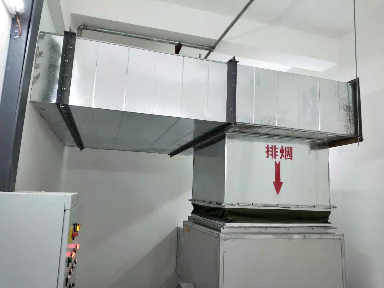 简述一下排烟风机为什么不应设置减震装置!