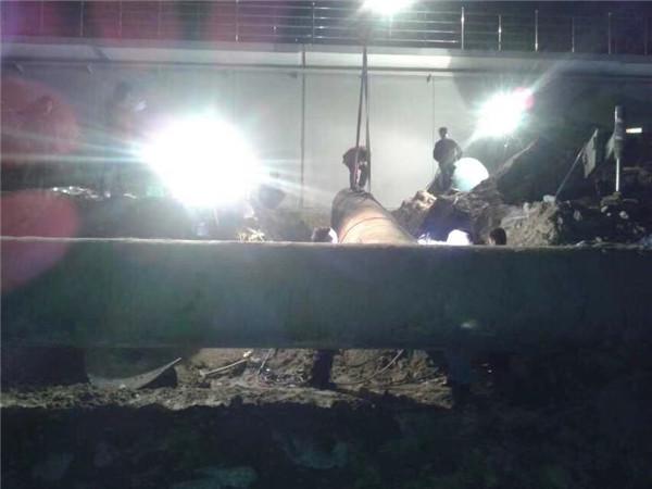 陕西管道安装工程