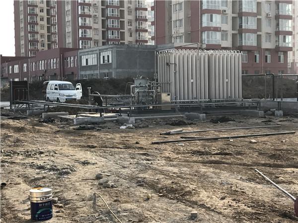 渭南市卤阳湖安置小区