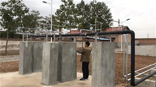 陕西燃气管道安装