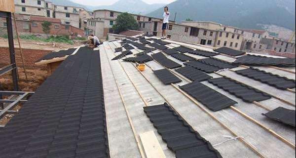 屋面金属瓦的抗震性解析
