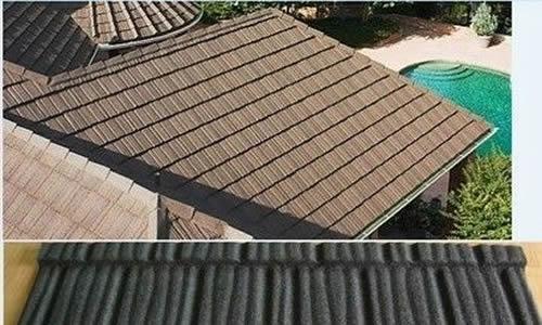 彩石瓦屋顶可以防止雨水泄漏多少年