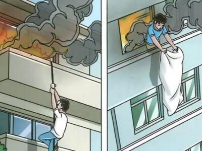 消防工程公司教您火灾中如何自救?
