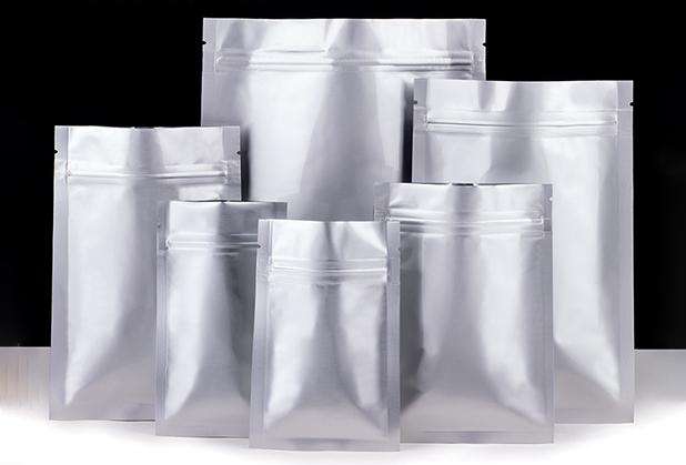 四川铝箔袋-平底自封铝箔袋