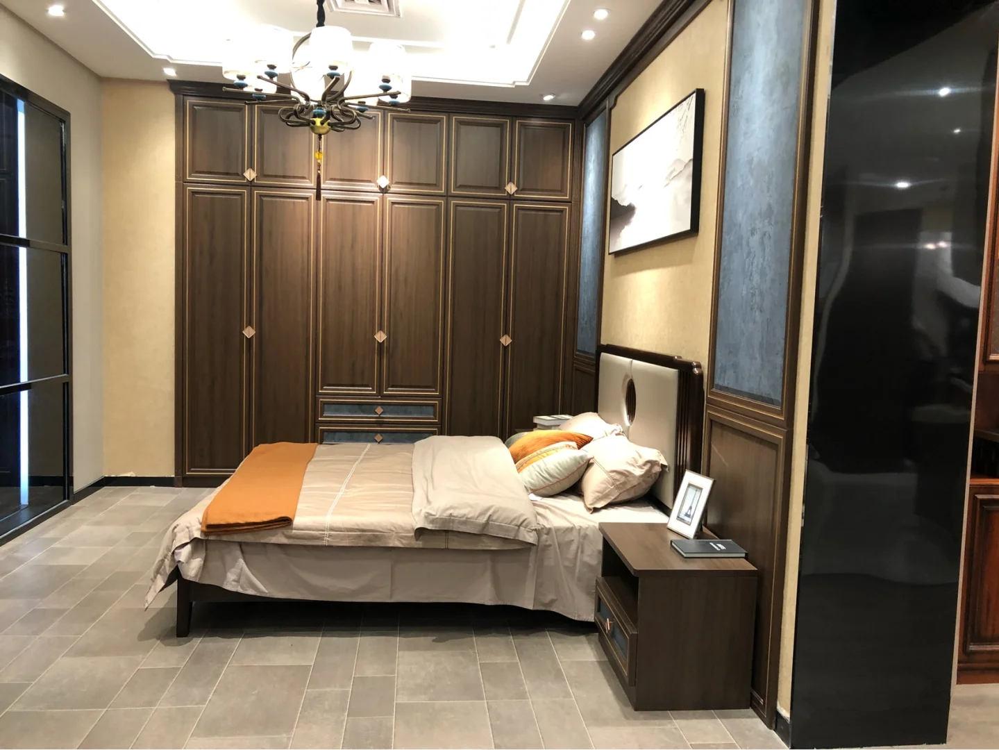 贵州卧室衣柜定制