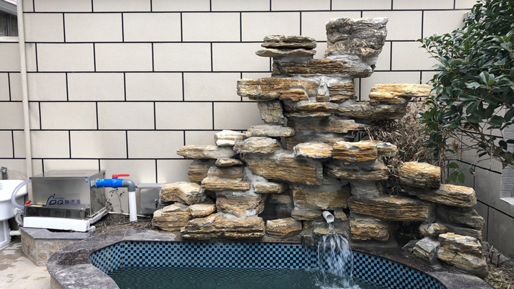 广东鱼池过滤器厂家告诉您五大鱼池过滤技术
