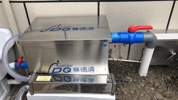 广东鱼池过滤器厂家