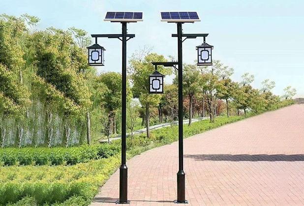 四川太阳能景观灯定制