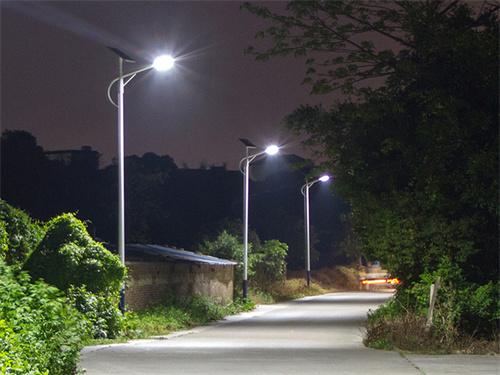 四川太阳能路灯对我们生活的影响都有哪些?