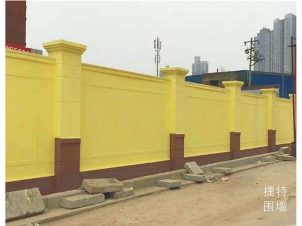 预制围墙这么受大众欢迎,你知道原因吗?