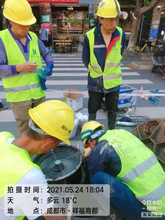 四川管道检测需要什么设备