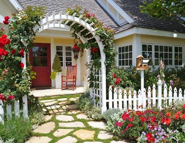 别墅园林绿化设计案例