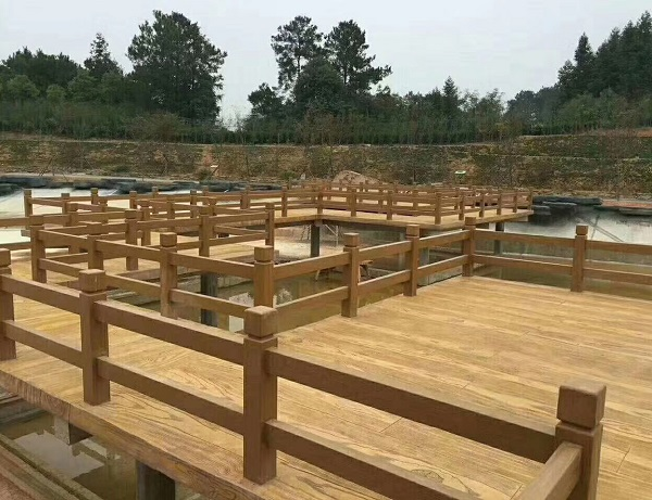 四川仿木栏杆施工