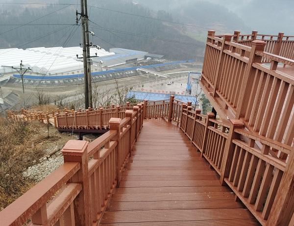 仿木栏杆案例展示
