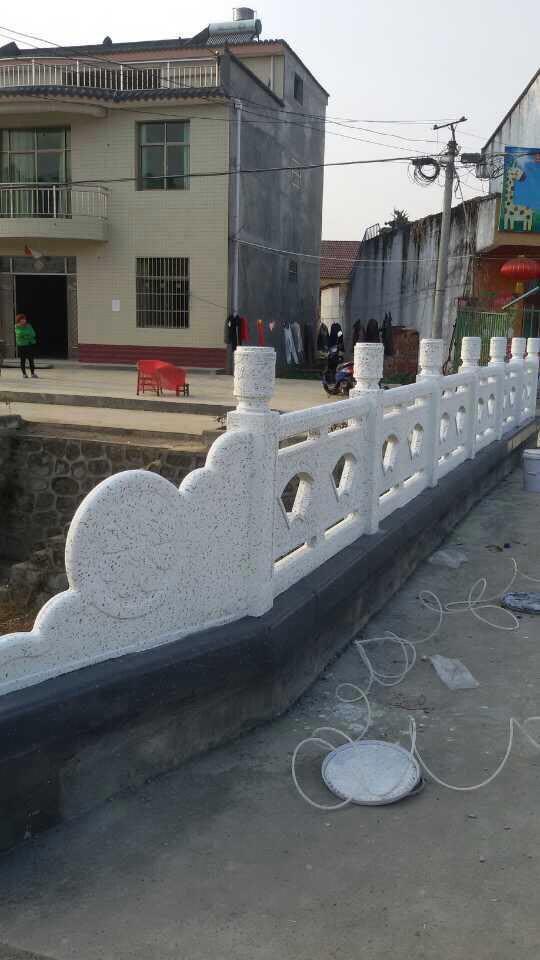广元水泥栏杆厂家