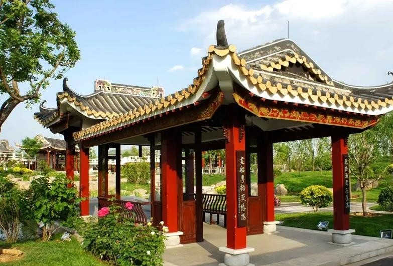 中国古代景观亭的种类都有哪些