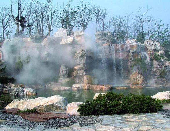 自然雾与人造雾基本知识,四川喷雾公司碧水来为你解答