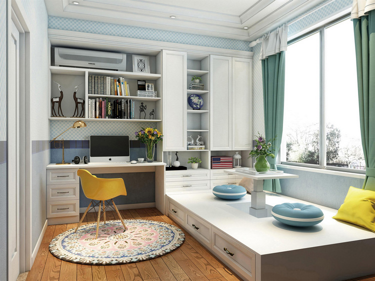 河南全屋定制除了能够满足用户的家装需求还有哪些吸引点呢?