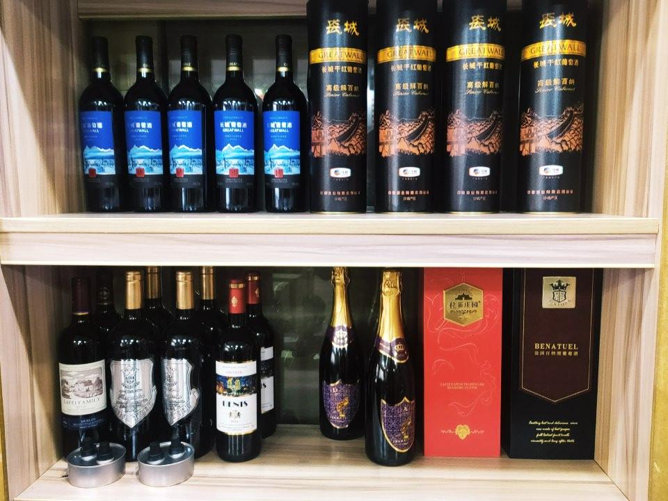 洋酒回收案例