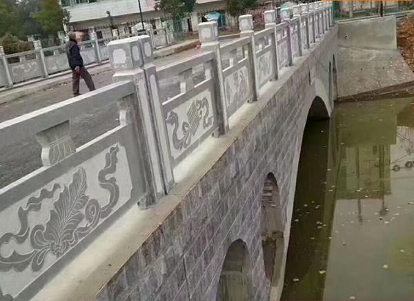 河南石雕栏杆