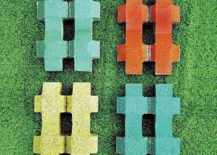 植草磚的優勢有哪些?主要有以下幾個方面的內容?