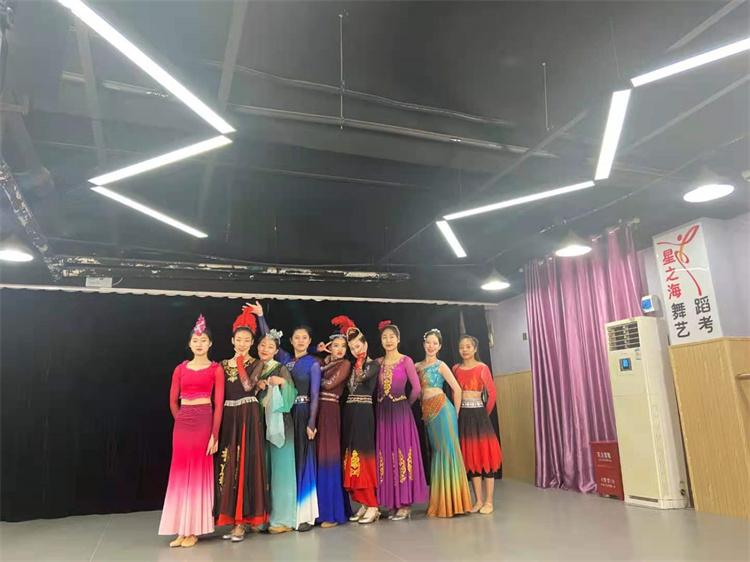 郑州民族舞艺考培训