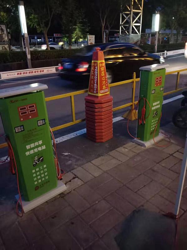 电动车在使用充电站充电时需要注意什么?