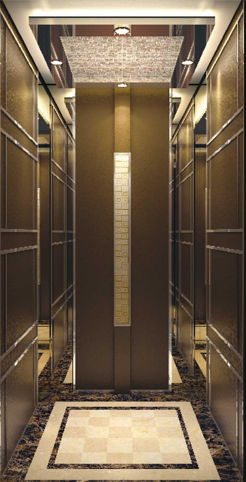 螺杆式家用电梯