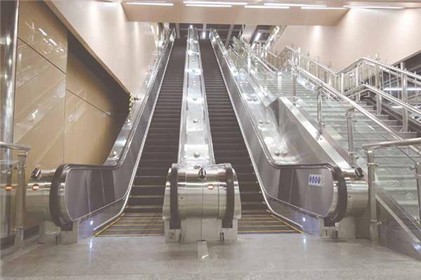 自动扶梯案例