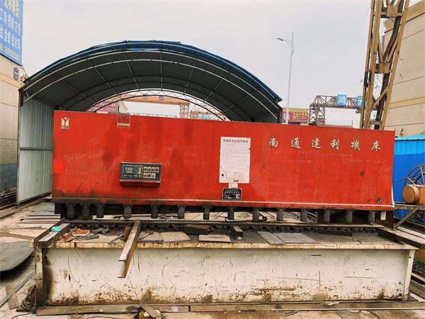 郑州钢板设备展示