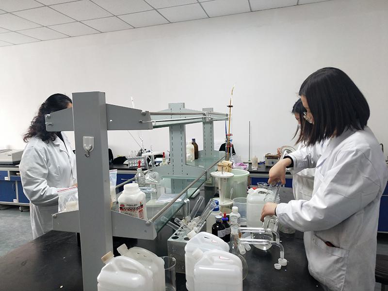 甘肃宏强工程检测实验室工作团队