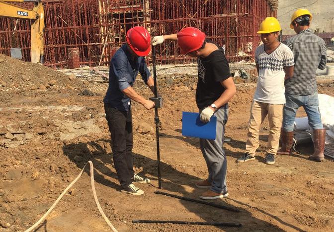 建筑主体结构检测