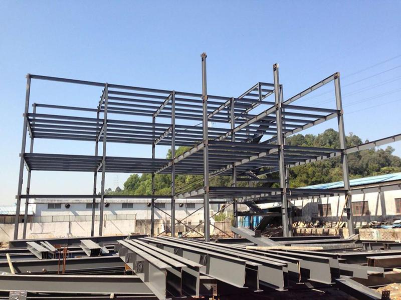 甘肃钢结构工程检测