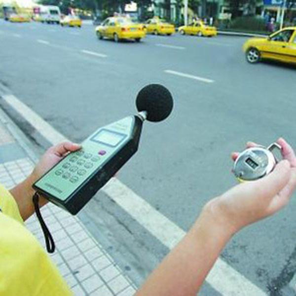 社会生活噪声检测