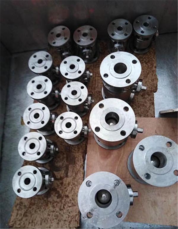 广东钛管生产