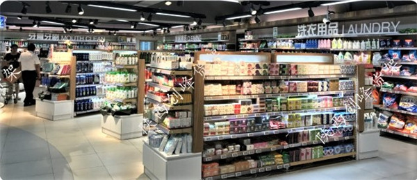 定西超市货架