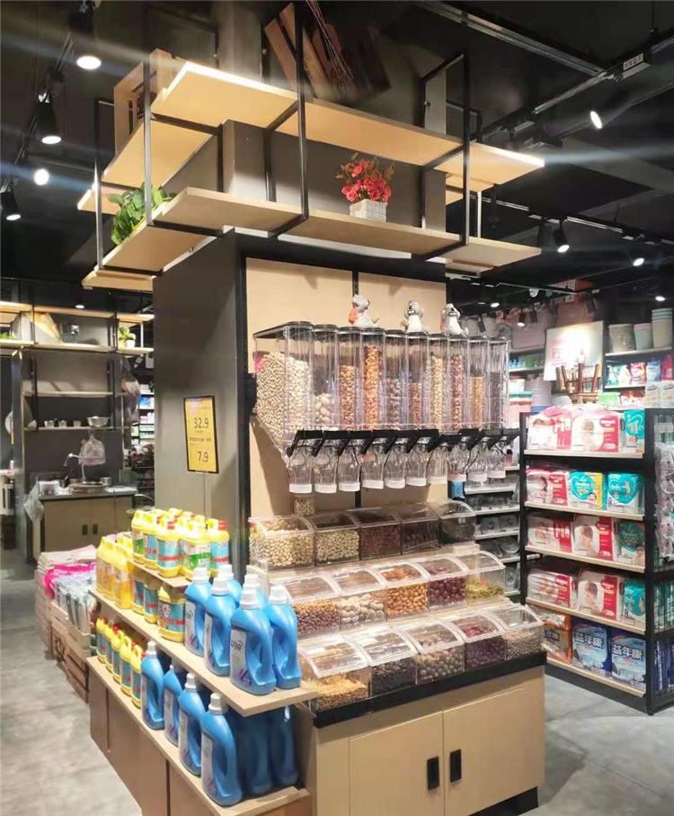 四川超市货架有什么特点呢?一起来看看吧