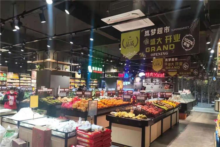 四川蔬菜水果货架什么材质比较好?