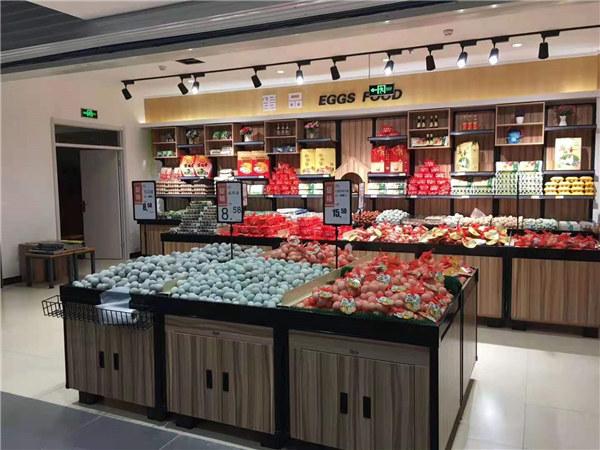 定西蔬菜水果货架