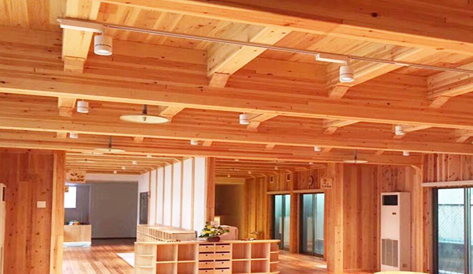 成都美①墅木结构工程有限公司