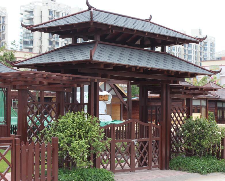 四川仿古木建筑结构特点有哪些