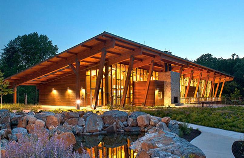 四川装配式木结构建筑