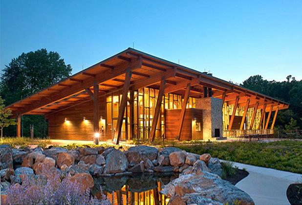 四川装配式木结构建筑设计�