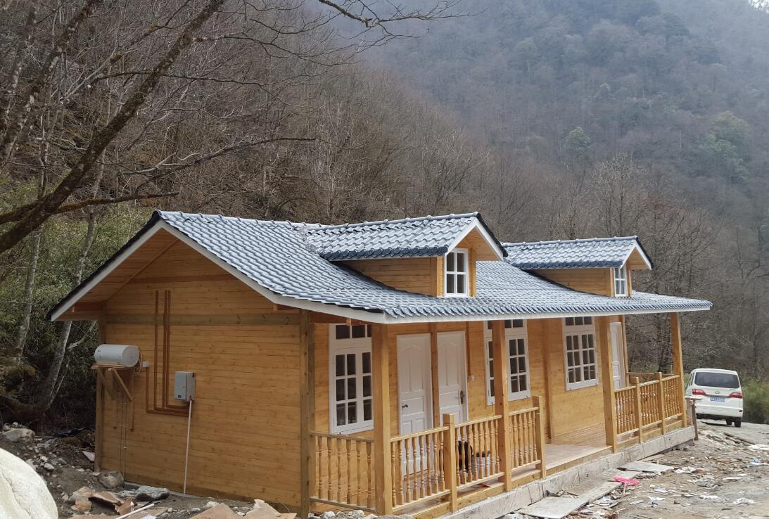 雅安酒店木屋设计安装成功案例