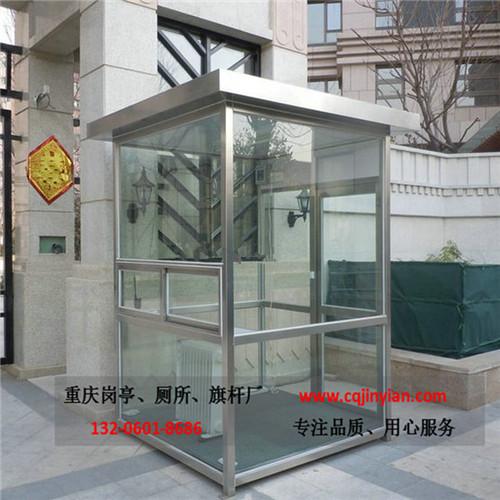 玻璃岗亭价格