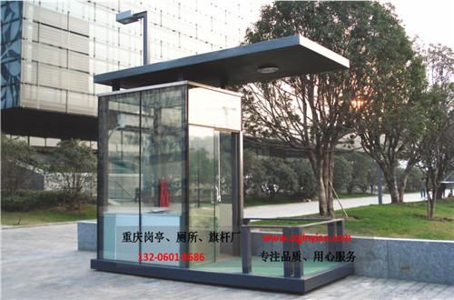 玻璃岗亭JYA-C02