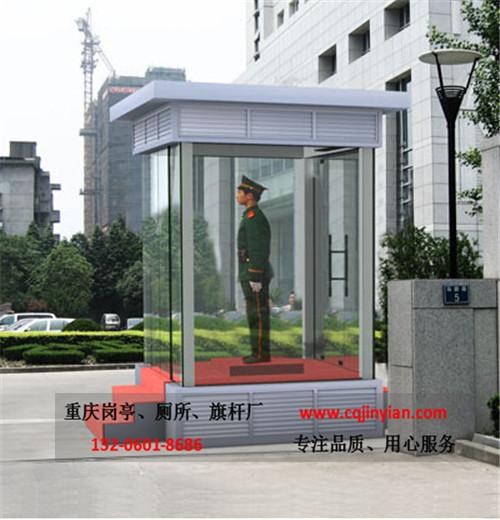 玻璃岗亭JYA-C010